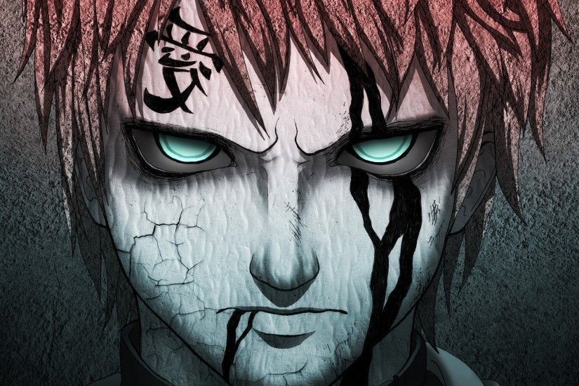 artwork, Gaara, Naruto Shippuuden, Anime Wallpapers HD / Desktop and Mobile  Backgrounds