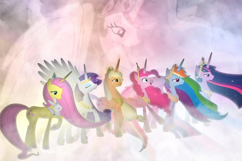 My Little Pony Friendship is Magic Wallpaper (31012192 .