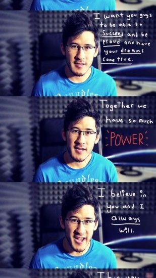 markiplier inspirational wallpaper