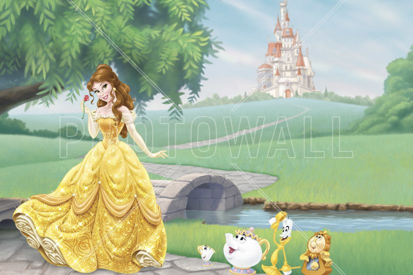 <b>Belle Wallpaper</b> - <b>disney</