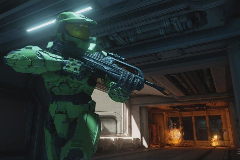 New Halo 2 1080P/60FPS Gameplay From The Master Chief Collection