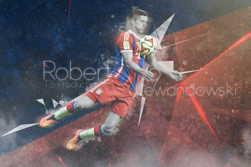 ... Robert Lewandowski 9 by TS-Production