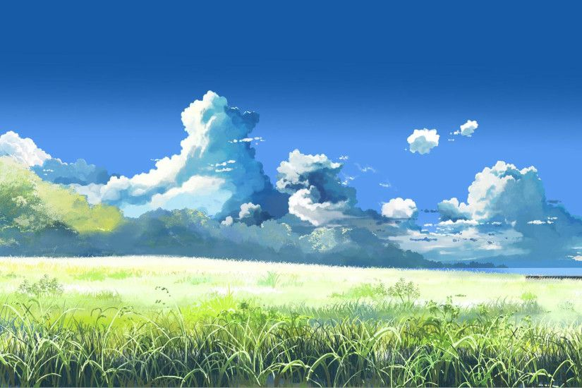 Anime and Manga Ultra HD Wallpaper - 5 Centimeters Per Second Anime  Wallpaper.