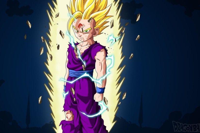 Goku Kamehameha Wallpaper 1