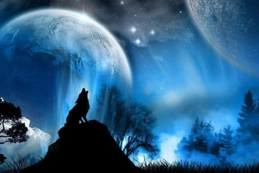 Epic Wolf Wallpapers - Wallpaper Zone
