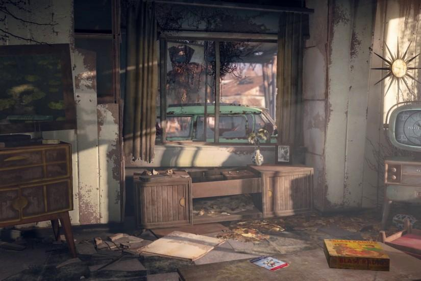 Fallout 4 Officially Revealed for PC, Xbox One, PS4 [Reddit Rumor = Ban] -  NeoGAF