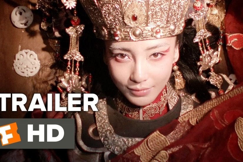 Mojin: The Lost Legend Official Trailer 1 (2015) - Shu Qi, Chen Jun Action  Movie HD - YouTube
