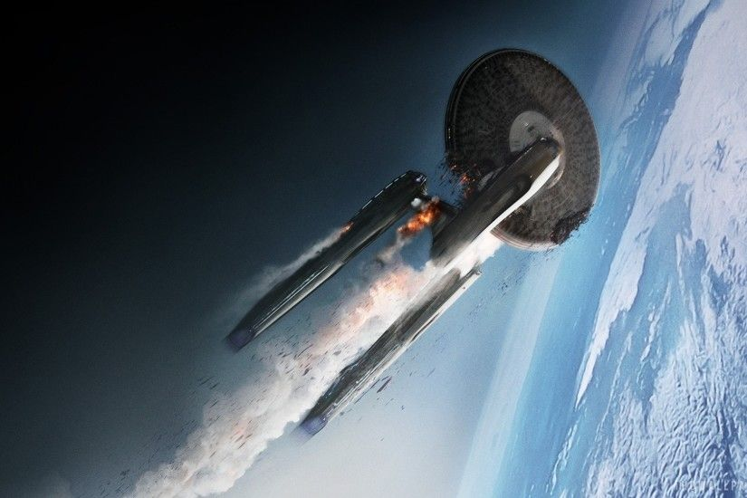 Star Trek Enterprise Into Darkness