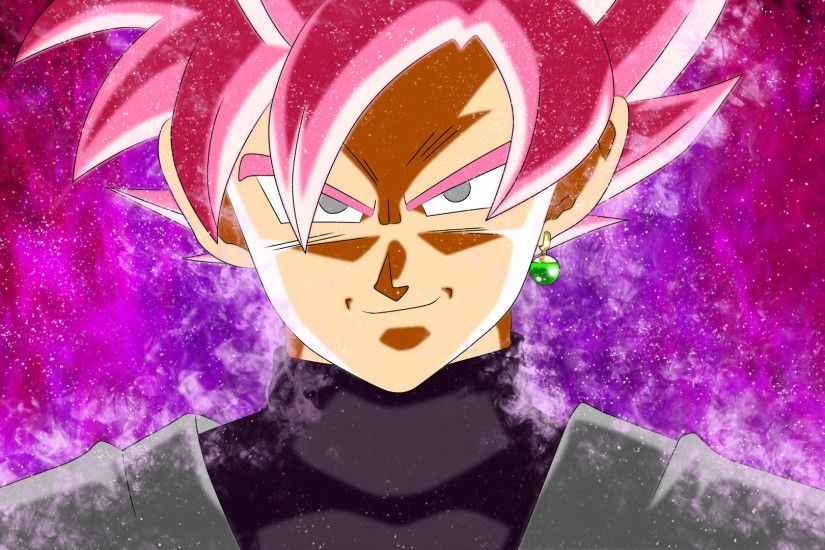 Anime - Dragon Ball Super Black (Dragon Ball) Black Goku SSR Black Dragon  Ball