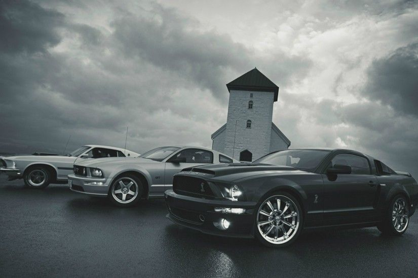 wallpaper cars · Ford · Ford Mustang