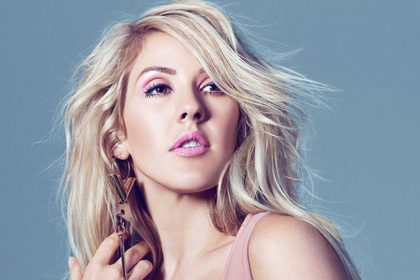 Ellie Goulding Photoshoot Wallpaper