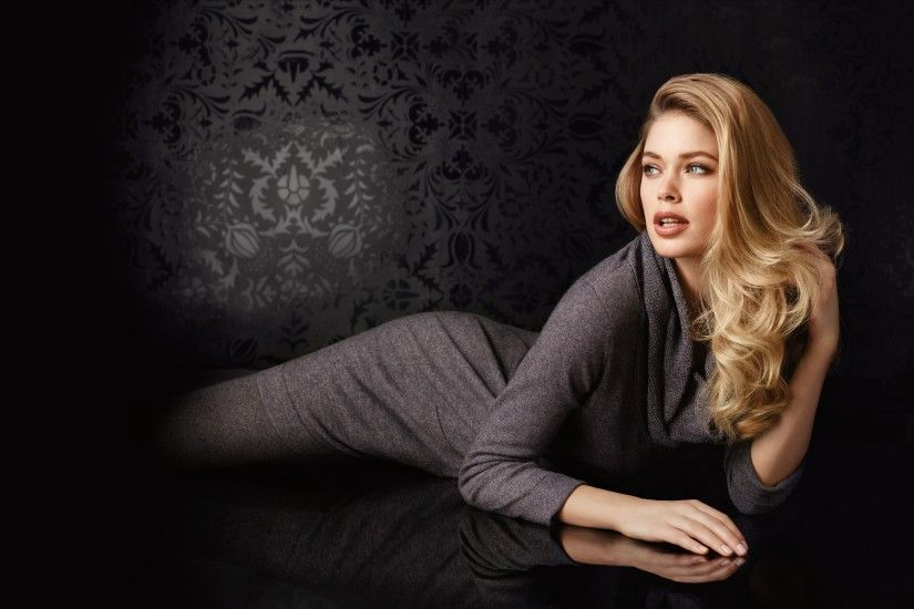 Doutzen Kroes Widescreen Wallpaper 2880x1800
