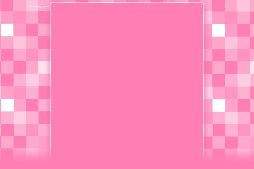 ... Cute pink background with patterns - Vector download ...