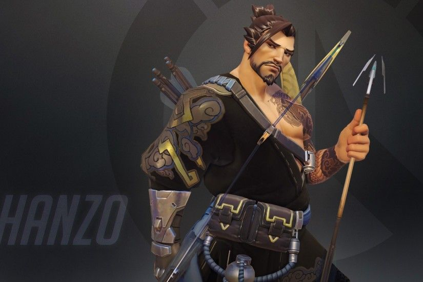Overwatch : Hanzo HD Desktop Wallpapers | 7wallpapers.net
