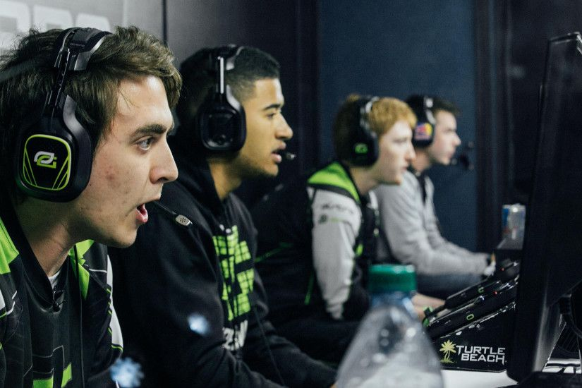 OpTic Win - Major League Gaming Championships descend on Anaheim - X Games