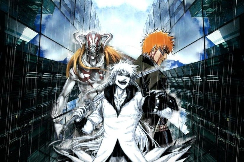 Bleach HD Wallpaper | Bleach Characters Pictures | Cool Wallpapers