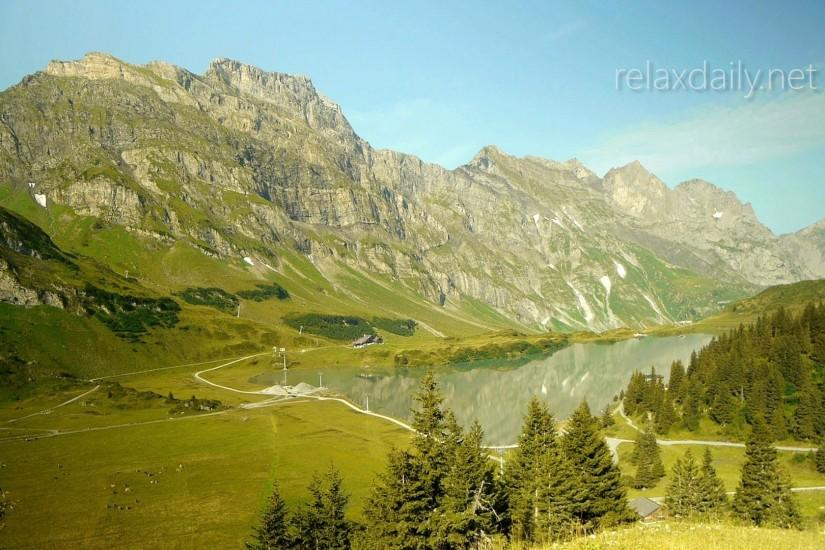 Relaxing Piano Background Music Instrumental - Switzerland - relaxdaily  N°054 - YouTube