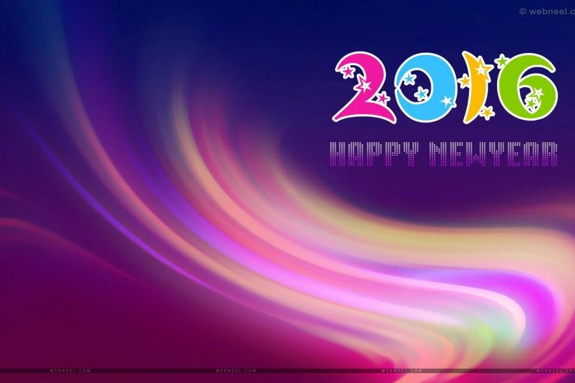 Happy New Year Wallpapers 2016 – Images and Graphics