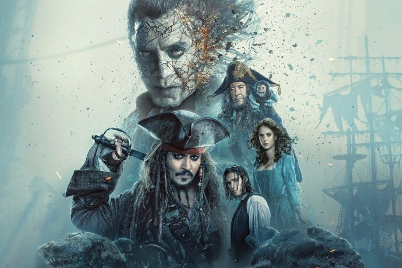 Movies / Pirates of the Caribbean: Salazar's Revenge Wallpaper