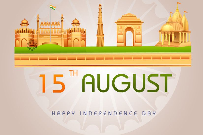 Independence Day Greetings card