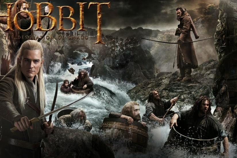THE HOBBIT DESOLATION OF SMAUG Gandalf The Grey Wallpaper