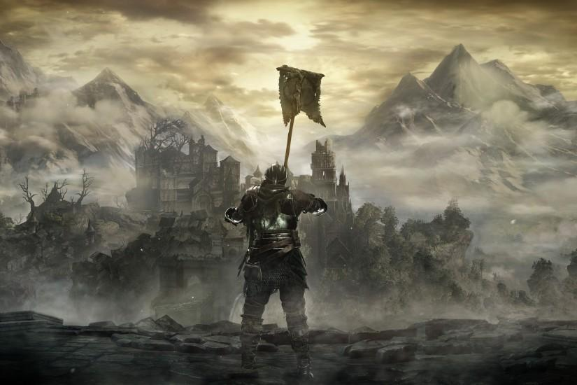 free download dark souls background 3840x2160 for ios