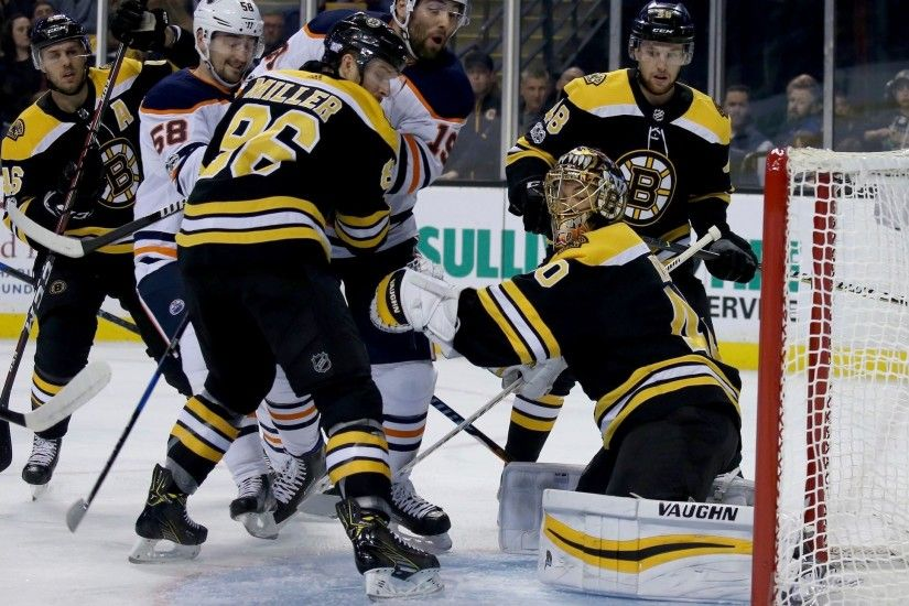 Cult of Hockey game grades: Edmonton Oilers get 2 points out of solid  60-minute, 4-2 effort in Boston | Edmonton Journal