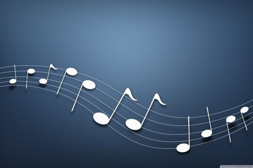 Music Notes Backgrounds - Wallpaper Cave ...
