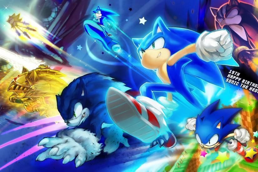 amazing sonic the hedgehog wallpaper 1920x1080 for mobile