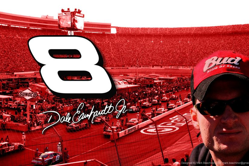 ... Dale Earnhardt Jr. at Bristol by DJShamrock