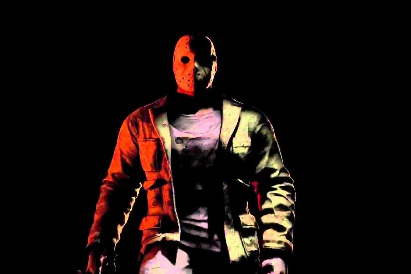 Mortal Kombat X - Jason Voorhees Friday 13th Reveal Trailer