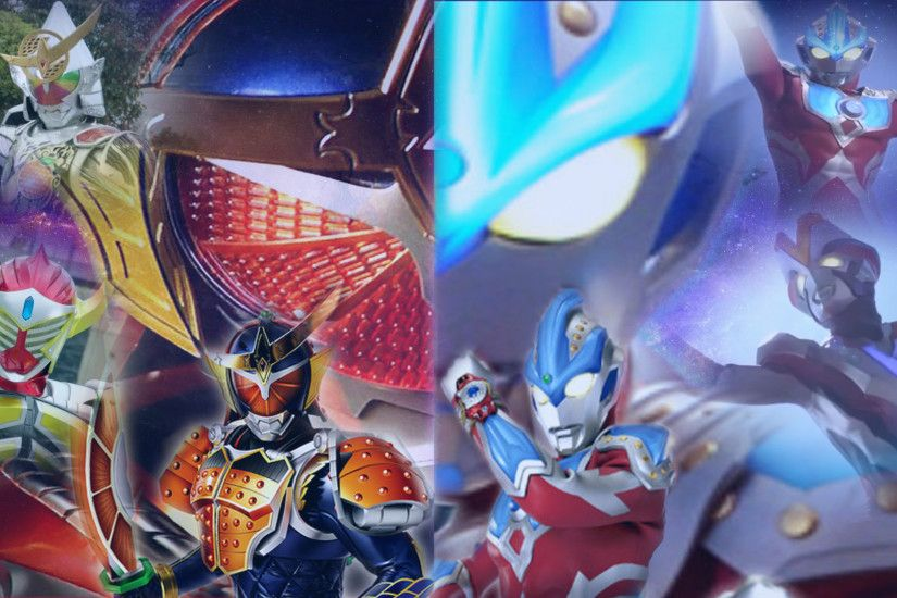 Ultraman Ginga Victory Wallpaper by bao1000x on DeviantArt ...