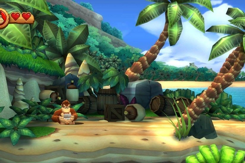 Images For > Donkey Kong Country Snes Wallpaper
