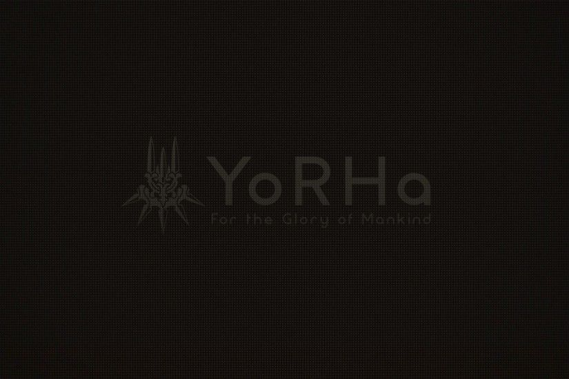 [1080p Wallpaper] YoRHa - For the Glory of Mankind ...