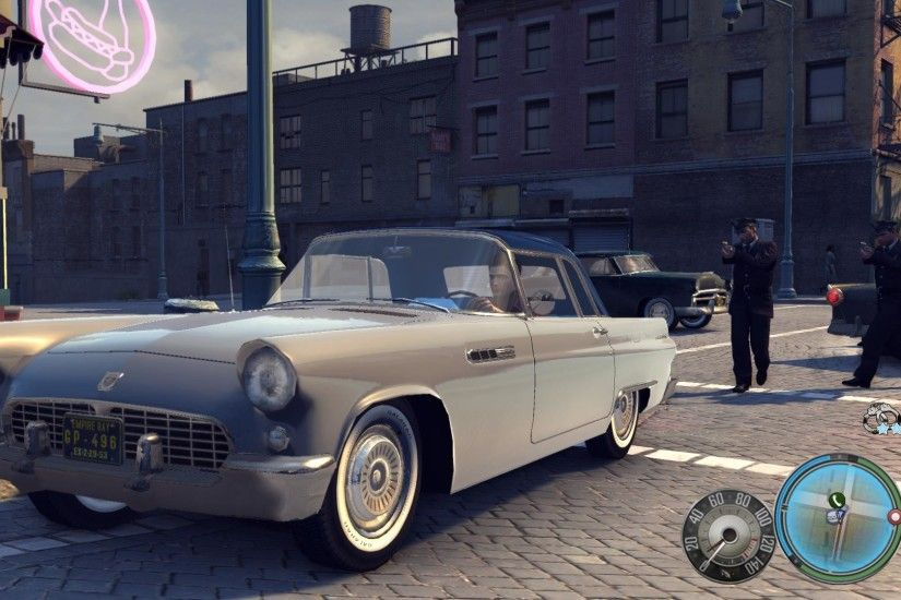 ... Mafia II Wallpaper 6 ...