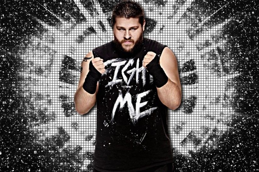 Kevin Owens 1080p HD Wallpaper Background