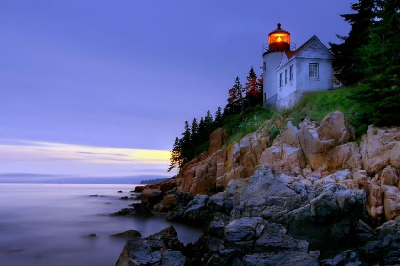 HD Wallpaper | Background ID:413111. 1920x1200 Man Made Lighthouse