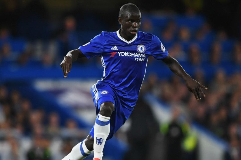 David Luiz hails Kante as one of world's best