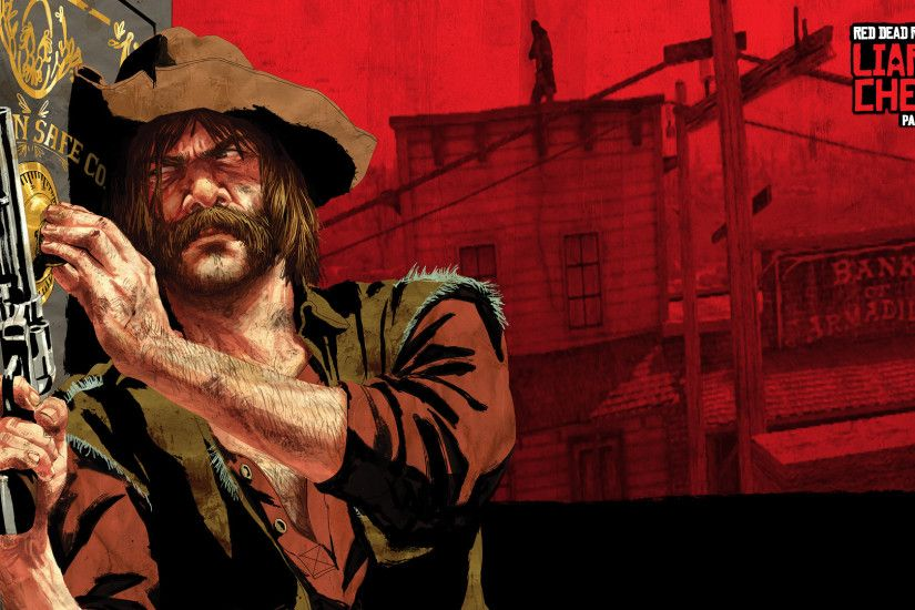 Red Dead Redemption Pictures wallpaper | 1280x720 | #25776