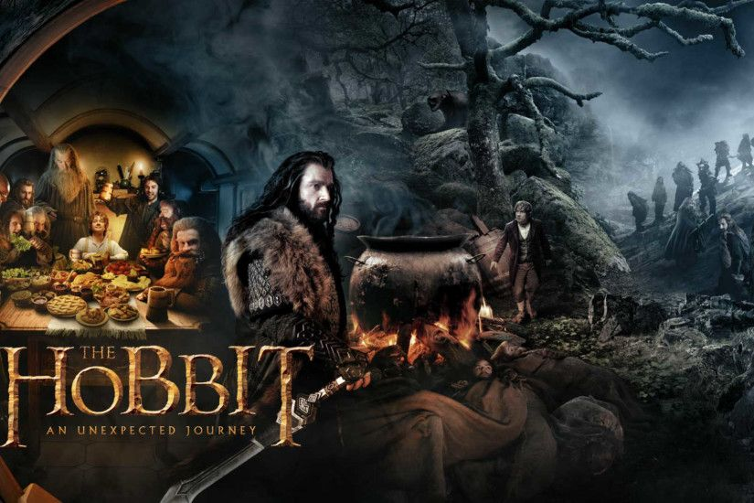 The Hobbit An Unexpected Journey wallpapers (49 Wallpapers) – HD .