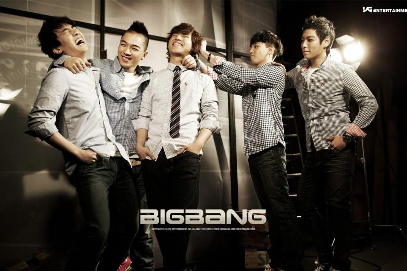 Big Bang wallpaper - kpop 4ever Wallpaper (32175263) - Fanpop