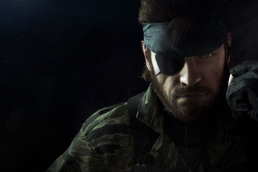 Images for Desktop: metal gear solid 3 snake eater picture, 586 kB -  Commodore
