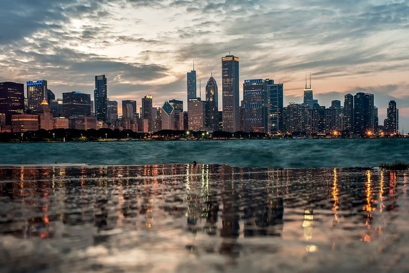 Chicago Wallpapers HD | PixelsTalk.Net