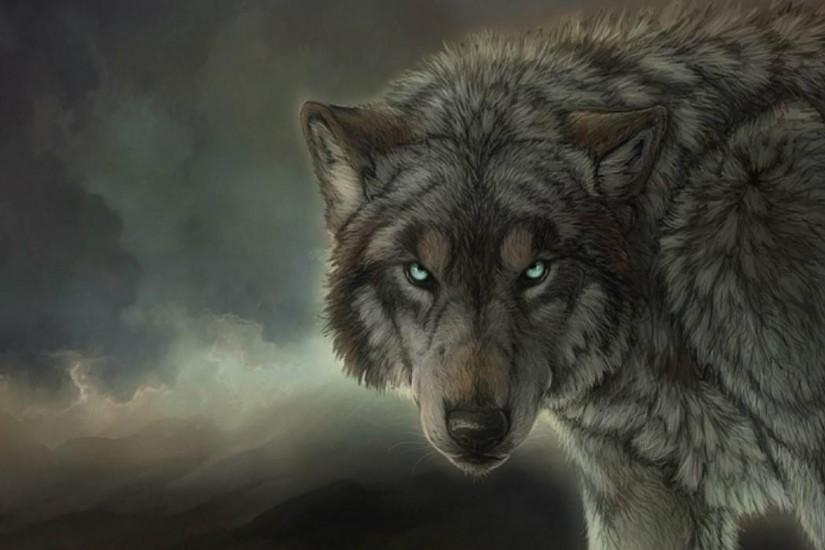 cool wolf wallpaper 1920x1080 retina