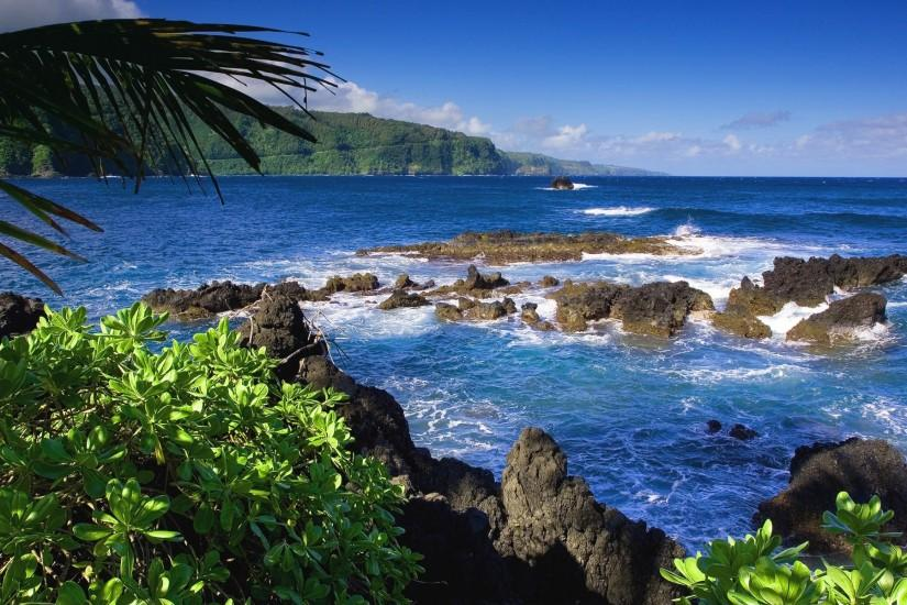 beautiful hawaii wallpaper 1920x1200 ipad retina