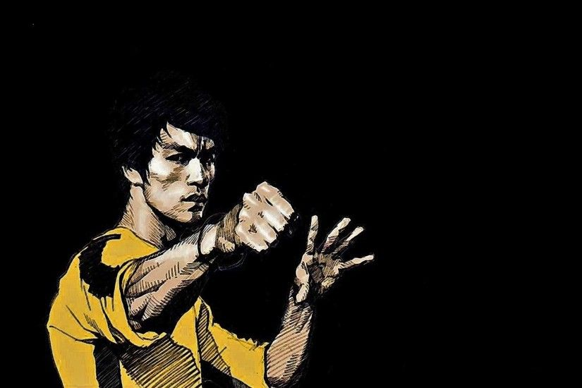 Bruce Lee · HD Wallpaper | Background ID:786600