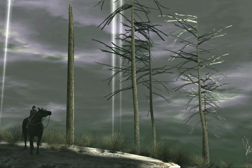 Image - Shadow-of-the-Colossus-SOTC-Wallpaper-Basaran-Storm-Echo-01darker.jpg  | Team Ico Wiki | FANDOM powered by Wikia