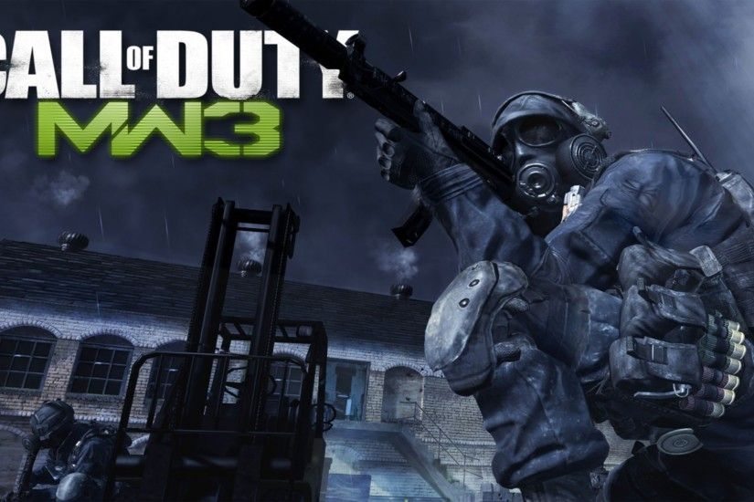 Call Of Duty Modern Warfare 3 Wallpaper for PC | Full HD Pictures