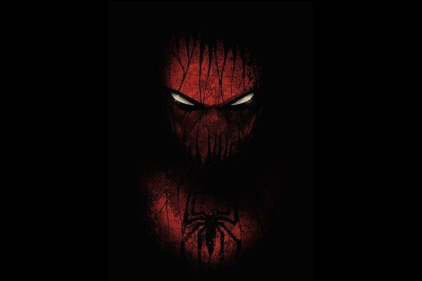 Spiderman neon red wallpaper wallpapertag - Neon hd wallpaper for mobile ...