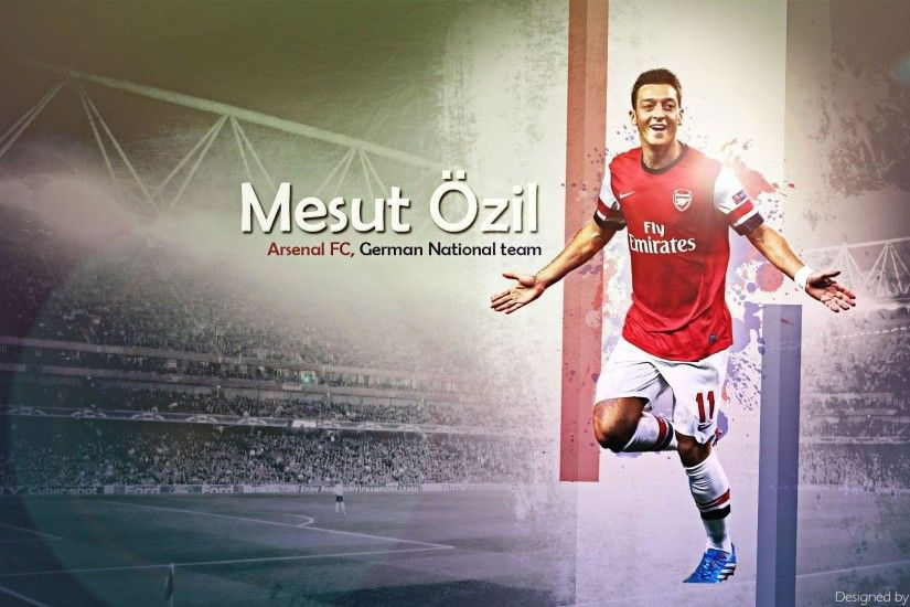 Mesut Özil Wallpaper HD | Wallpapers, Backgrounds, Images, Art Photos.